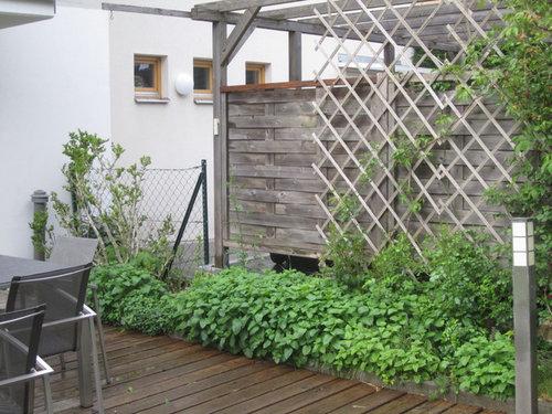 Outdoorküche Klein Verlegen : Terrasse mit outdoorküche: vorher nachher