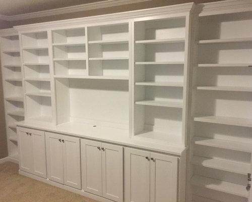 Durham Bookcases Letus Designs