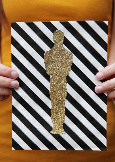 Contemporary Oscar Party Bag