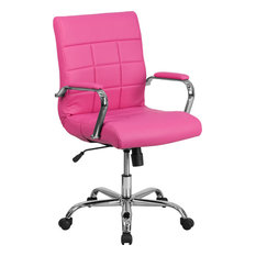50 Most Popular Pink Office Chairs For 2019 | Houzz