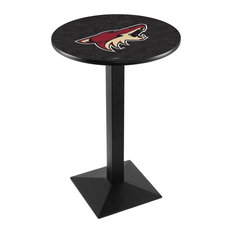 Arizona Coyotes Pub Table 28-inchx42-inch by Holland Bar Stool Company