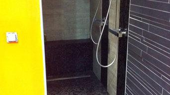 Réalisations de salles de bains
