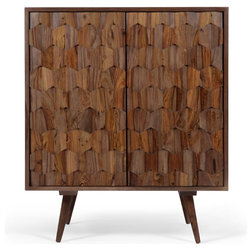 Midcentury Wine And Bar Cabinets by Houzz