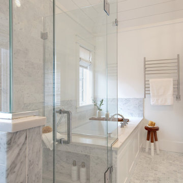 Luxury Lakewood Master Bath