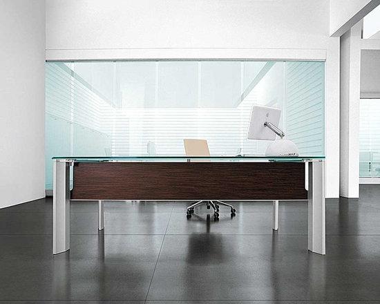 Modern Executive Office Desks Spacify Com