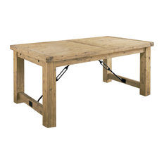 Raw   Alwyn Extension Table   Dining Tables