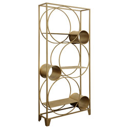 Contemporary Bookcases by Harp and Finial