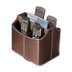 Rotating Remote Control Holder, Brown