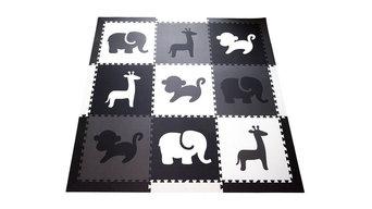 Safari Animals Foam Play Mat With Borders