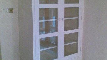 Nordic cupboard