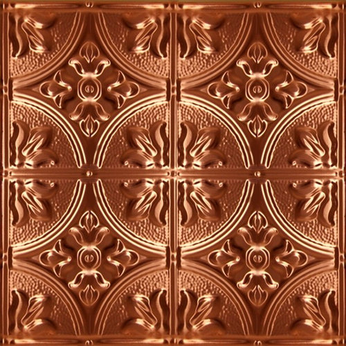 solid copper ceiling tile 2ft x 2ft ceiling tile