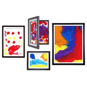 Lil Davinci 174 Art Frames 3 Piece Set 12x18 9x12 Amp 8 5x11