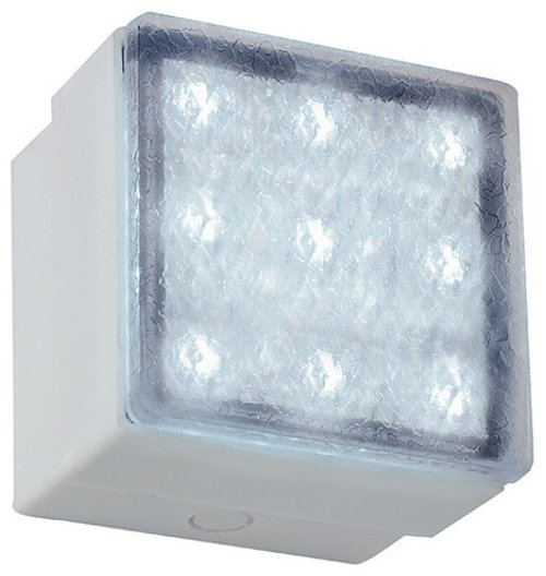 Endon EL-40041-WH Dance IP67 1.5W Recessed Wall Brick - Lighting  sc 1 st  Houzz & Tile and Brick Lighting azcodes.com