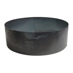 """P&D Metal - Solid Fire Ring 30, 30"""", 38 - Fire Pits"""