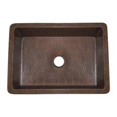 "Cocina 30"" Kitchen Sink, Antique Copper"