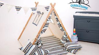 Indor Playhouse Tent