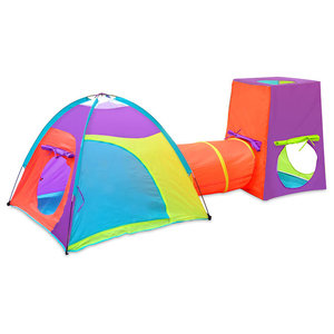 Fun Center Play Tent-Tunnel