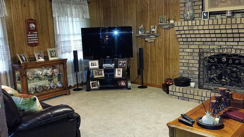 Need Ideas For Wood Paneling In Living Room,How To Paint Ikea Furniture Uk