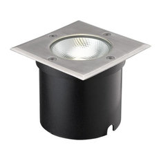 Eurofase Inground, Square, 1X7 W LED, Stainless Steel