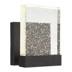 """Craftmade ZA1210-LED Aria II 8"""" Tall Integrated LED Bathroom - Black"""
