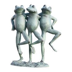 Dancing Frog Trio