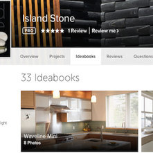 Ideabooks created by Island Stone