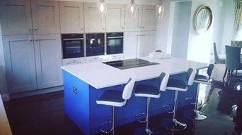 Buckingham style Kitchen