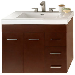 Contemporary Bathroom Vanities And Sink Consoles by Ronbow Corp.