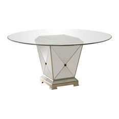 """Borghese Dining Table, 60"""" Round"""