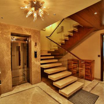 Modern Luxury Residence at Gurugram