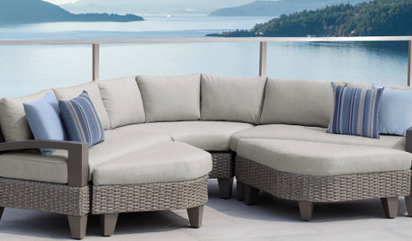 Up to 40% Off Outdoor Sofas and Sectionals