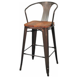 Industrial Bar Stools And Counter Stools by Apt2B