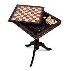 Trademark Games - Deluxe Chess and Backgammon Table by Trademark Games - Game Tables