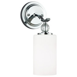 Transitional Bathroom Vanity Lighting by Generation Lighting