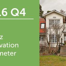 2016 Q4 U.S. Houzz Renovation Barometer