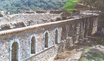 Rénovation du Monastère de La Verne