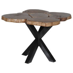 Industrial Dining Tables by G*FURN