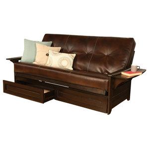 Outstanding Milton Greens Stars Lugo Plush Futon Sofa Bed Black Inzonedesignstudio Interior Chair Design Inzonedesignstudiocom