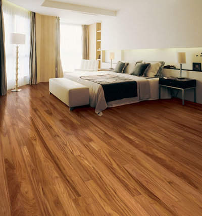 Contemporary by Paul Anater - When To Use Engineered Wood Floors