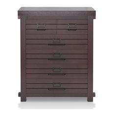 Fenton Plank Style Dresser