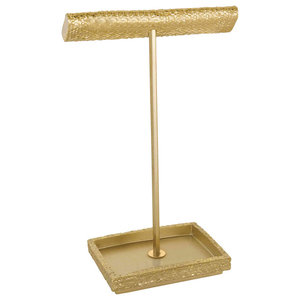 Sequins Jewellery Stand, Gold