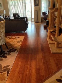 What Color Hardwood Flooring Goes Best Teak Furniture