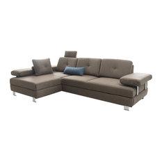 GARDA Sectional Sleeper Sofa Left Corner