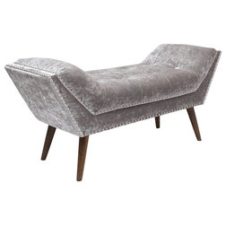 Transitional Chaise Longues by Shankar UK LLP