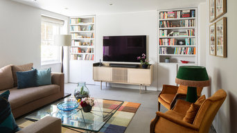 Stylish Town House Makeover