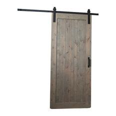 Artisan Hardware   Classic Barn Door, 7u0027x3u0027   Interior Doors