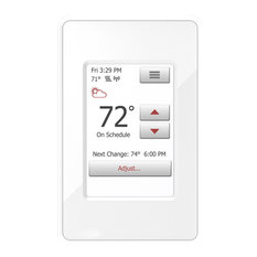 nSpire WiFi and Touch Programmable Thermostat, Class A GFCI, With Floor Sensor
