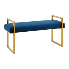 Velvet Bedroom Benches - Up to 70% Off - Free Shipping on Select ...