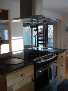 Adding An Island With Stove Gas Or Induction Slide In Vs Cook Top