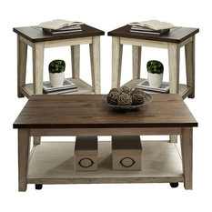 Liberty Furniture Lancaster 3-Piece Occassional Table Set